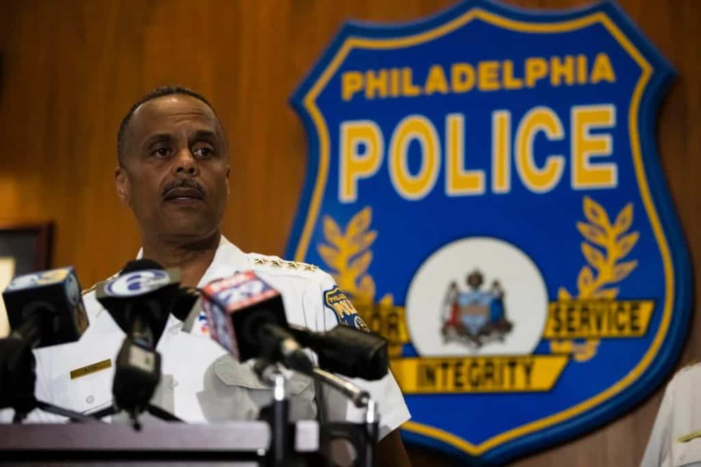 72 Philadelphia cops pulled off the street amid probe into racist Facebook posts